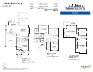 Photo 20: 17349 0B AVENUE in Surrey: Pacific Douglas House for sale (South Surrey White Rock)  : MLS®# R2401283