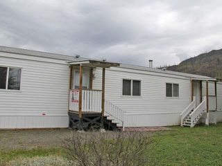 Main Photo: 11 3546 Southern Yellowhead Highway in Louis Creek: BA Manufactured Home for sale (NE)  : MLS®# 157280