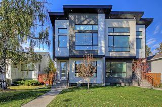 Main Photo: 240 18 Avenue NE in Calgary: Tuxedo Park Semi Detached for sale : MLS®# A1028997