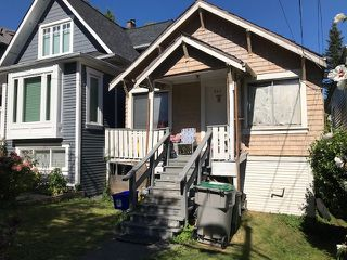 Photo 1: 341 E 26TH Avenue in Vancouver: Main House for sale (Vancouver East)  : MLS®# R2495883