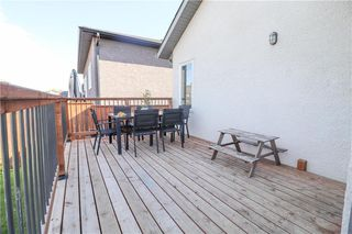 Photo 33: 100 Bridgewood Drive in Winnipeg: Bridgewood Estates Residential for sale (3J)  : MLS®# 202023846