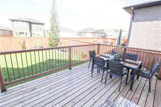 Photo 32: 100 Bridgewood Drive in Winnipeg: Bridgewood Estates Residential for sale (3J)  : MLS®# 202023846
