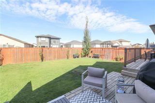 Photo 35: 100 Bridgewood Drive in Winnipeg: Bridgewood Estates Residential for sale (3J)  : MLS®# 202023846
