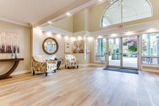 "Photo 23: 328 13880 70TH Avenue in Surrey: East Newton Condo for sale in ""Chelsea Gardens"" : MLS®# R2512963"