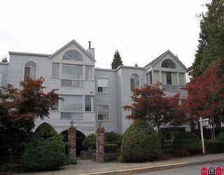 "Main Photo: 305 1473 BLACKWOOD ST: White Rock Condo for sale in ""Lamplighter"" (South Surrey White Rock)  : MLS®# F2522655"