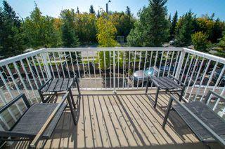 Photo 29: 14516 STONY PLAIN Road in Edmonton: Zone 21 Townhouse for sale : MLS®# E4174458