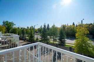 Photo 27: 14516 STONY PLAIN Road in Edmonton: Zone 21 Townhouse for sale : MLS®# E4174458