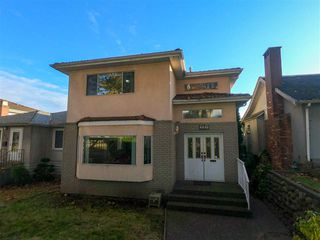 Photo 1: 3568 TURNER Street in Vancouver: Renfrew VE House for sale (Vancouver East)  : MLS®# R2416334