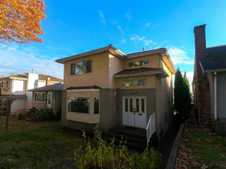 Photo 2: 3568 TURNER Street in Vancouver: Renfrew VE House for sale (Vancouver East)  : MLS®# R2416334