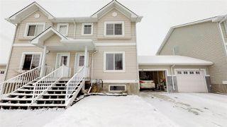 Main Photo: 19 2503 24 Street in Edmonton: Zone 30 House Half Duplex for sale : MLS®# E4181910