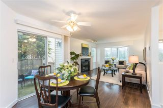 "Photo 7: 217 1215 LANSDOWNE Drive in Coquitlam: Upper Eagle Ridge Townhouse for sale in ""SUNRIDGE ESTATES"" : MLS®# R2430602"