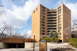 Photo 1: 504 255 Wellington Crescent in Winnipeg: Crescentwood Condominium for sale (1B)  : MLS®# 202007617