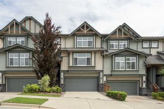 """Photo 1: 22968 GILBERT Drive in Maple Ridge: Silver Valley Townhouse for sale in """"Silver Valley"""" : MLS®# R2469489"""