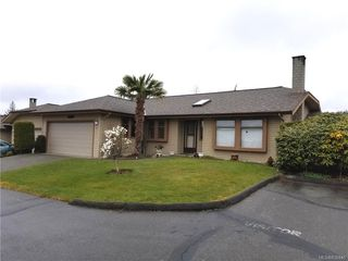 Photo 1: 12 1144 Verdier Ave in Central Saanich: CS Brentwood Bay Row/Townhouse for sale : MLS®# 836845
