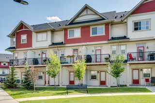 Main Photo: 185 New Brighton Point SE in Calgary: New Brighton Row/Townhouse for sale : MLS®# A1016120