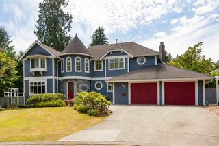 Main Photo: 441 INGLEWOOD Avenue in West Vancouver: Cedardale House for sale : MLS®# R2516507