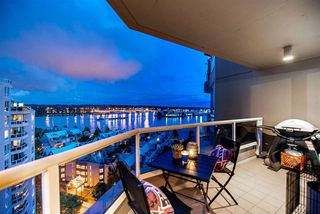 """Photo 2: 1704 1235 QUAYSIDE Drive in New Westminster: Quay Condo for sale in """"Riviera"""" : MLS®# R2404511"""