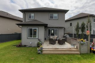 Photo 23: 910 ALBANY PT NW in Edmonton: Zone 27 House for sale : MLS®# E4170540