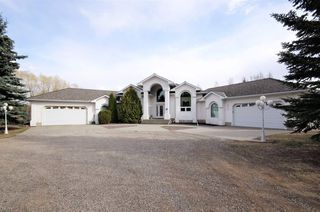 Photo 1: 9461 Spruce Valley Road: Rural Parkland County House for sale : MLS®# E4202078