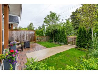 "Photo 23: 9 2150 SALISBURY Avenue in Port Coquitlam: Glenwood PQ Townhouse for sale in ""SALISBURY WALK"" : MLS®# R2467520"