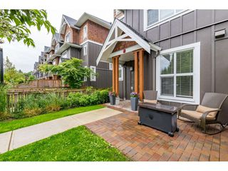 "Photo 2: 9 2150 SALISBURY Avenue in Port Coquitlam: Glenwood PQ Townhouse for sale in ""SALISBURY WALK"" : MLS®# R2467520"