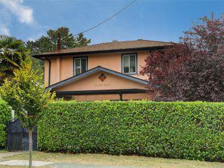 Photo 1: 341 Linden Ave in : Vi Fairfield West Half Duplex for sale (Victoria)  : MLS®# 855827