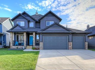 Main Photo: 558 Boulder Creek Circle SE: Langdon Detached for sale : MLS®# A1056141