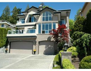 Photo 1: 106 TIMBERCREST PL in Port Moody: Heritage Mountain House for sale : MLS®# V591556