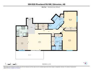 Photo 30: #309 5520 RIVERBEND Road in Edmonton: Zone 14 Condo for sale : MLS®# E4170585