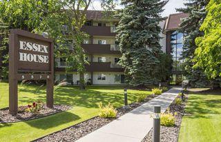 Photo 1: #309 5520 RIVERBEND Road in Edmonton: Zone 14 Condo for sale : MLS®# E4170585