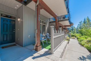 """Photo 3: 20 55 HAWTHORN Drive in Port Moody: Heritage Woods PM Townhouse for sale in """"COBALT SKY"""" : MLS®# R2403254"""