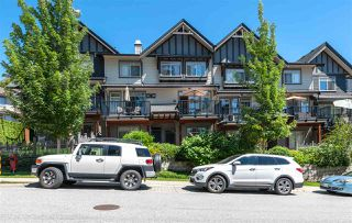 "Main Photo: 20 55 HAWTHORN Drive in Port Moody: Heritage Woods PM Townhouse for sale in ""COBALT SKY"" : MLS®# R2403254"