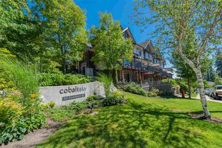 """Photo 2: 20 55 HAWTHORN Drive in Port Moody: Heritage Woods PM Townhouse for sale in """"COBALT SKY"""" : MLS®# R2403254"""