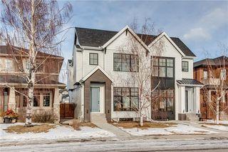 Photo 2: 2030 38 Avenue SW in Calgary: Altadore Semi Detached for sale : MLS®# C4280439