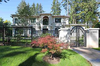 Main Photo: 13885 18 Avenue in Surrey: Sunnyside Park Surrey House for sale (South Surrey White Rock)  : MLS®# R2462357
