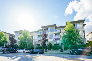 """Main Photo: 215 85 EIGHTH Avenue in New Westminster: GlenBrooke North Condo for sale in """"Eight West"""" : MLS®# R2464177"""