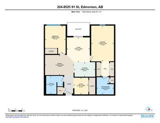 Photo 24: 204 8525 91 Street in Edmonton: Zone 18 Condo for sale : MLS®# E4202515