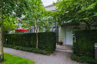 "Photo 1: 4 4178 DAWSON Street in Burnaby: Brentwood Park Condo for sale in ""TANDEM"" (Burnaby North)  : MLS®# R2480921"