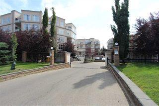 Main Photo: 251 4827 104A Street in Edmonton: Zone 15 Condo for sale : MLS®# E4208824