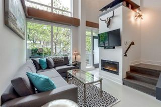 """Main Photo: 1439 HOWE Street in Vancouver: Yaletown Townhouse for sale in """"Pomaria"""" (Vancouver West)  : MLS®# R2485533"""
