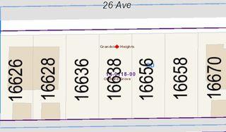 Photo 2: 16638 26 Avenue in Surrey: Grandview Surrey Land for sale (South Surrey White Rock)  : MLS®# R2519331