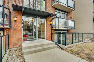 Main Photo: 101 924 18 Avenue SW in Calgary: Lower Mount Royal Apartment for sale : MLS®# A1056064