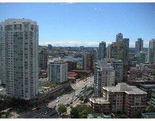 """Photo 1: 2708 1008 CAMBIE ST in Vancouver: Downtown VW Condo for sale in """"WATERWORKS"""" (Vancouver West)  : MLS®# V547059"""