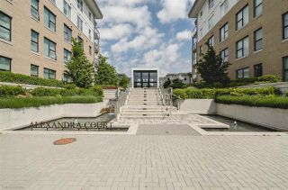 "Main Photo: 418 9366 TOMICKI Avenue in Richmond: West Cambie Condo for sale in ""ALEXANDRA COURT"" : MLS®# R2394446"