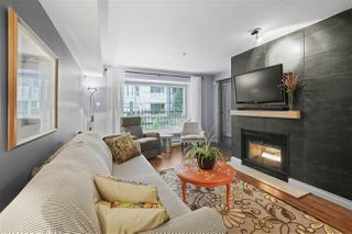 """Photo 10: 109 1242 TOWN CENTRE Boulevard in Coquitlam: Canyon Springs Condo for sale in """"The Kennedy"""" : MLS®# R2422082"""