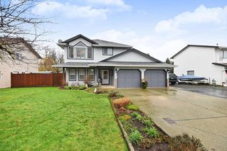 """Main Photo: 34776 1ST Avenue in Abbotsford: Poplar House for sale in """"HUNTINGTON VILLAGE"""" : MLS®# R2425070"""
