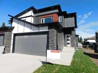 Photo 1: 4928 49 Avenue: Gibbons House Half Duplex for sale : MLS®# E4194082