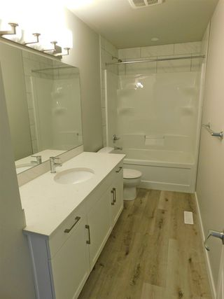 Photo 17: 4928 49 Avenue: Gibbons House Half Duplex for sale : MLS®# E4194082