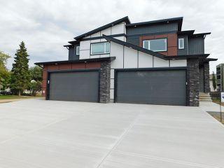 Photo 2: 4928 49 Avenue: Gibbons House Half Duplex for sale : MLS®# E4194082