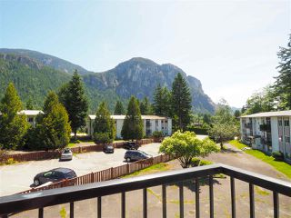 "Photo 1: 84 38181 WESTWAY Avenue in Squamish: Valleycliffe Condo for sale in ""Westway Village"" : MLS®# R2468021"